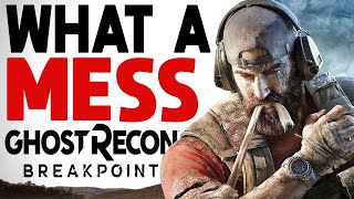 THIS Is How Big of A Disaster Ghost Recon Breakpoint Has Become
