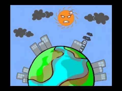 Animasi Global Warming Youtube