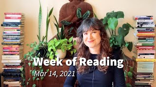 Week of Reading | Mar 14th, 2021