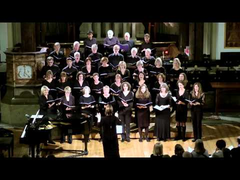 Skolia performs Contre Qui Rose by Morten Lauridsen