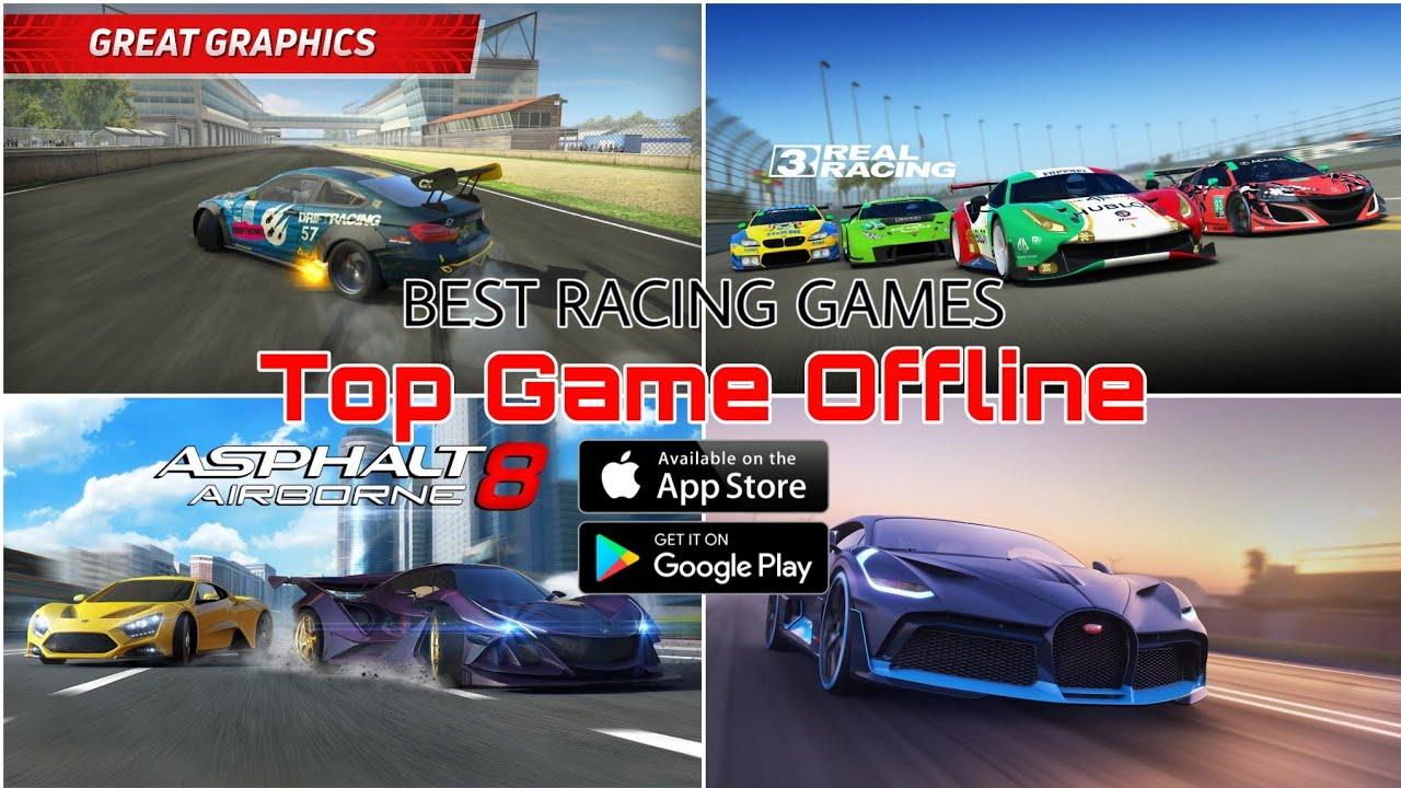 Top Game đua xe offline hay nhất mọi thời đại trên mobile | Android – iOS/Mod – Free