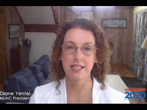 President & CEO Diane Yentel speaks about Voting