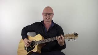 House of rising sun Видео урок от Юрия Волкова fingerstyle (фингерстайл) на гитаре