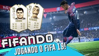 FIFA 19 - JOGANDO A DEMO PELA PRIMEIRA VEZ - FIFANDO