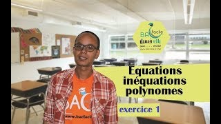 Download Video tcs international  جدع مشترك دولي : Equation , inéquation et Polynômes -- exercice 1 -- MP3 3GP MP4