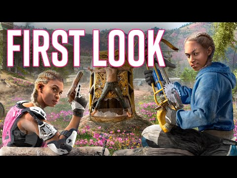 Far Cry: New Dawn First Look + Exclusive Interviews | The Leaderboard thumbnail
