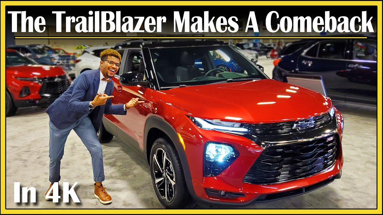 2021 Chevy TrailBlazer First Look (DETAILED) | Worthy of Being BEST Sub-Compact? | New SUV Review!