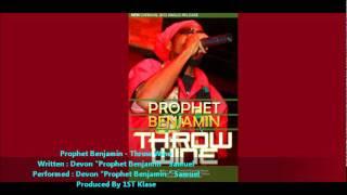New Single :: Prophet Benjamin - Throw Wine [2012 Trinidad Soca] [Produced By 1ST Klase]