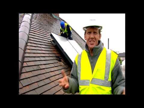 Worcester Bosch Solar Panel Installation