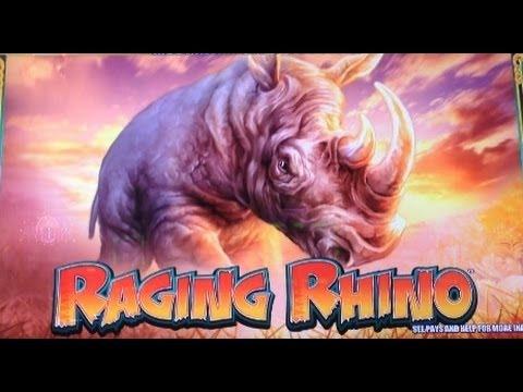 youtube casino game raging rhino lures