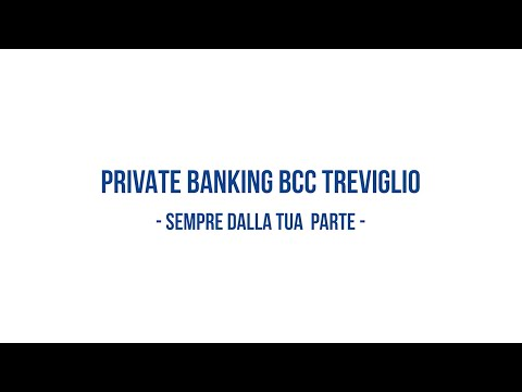 PRIVATE BANKING | BccTreviglio | Video Spot