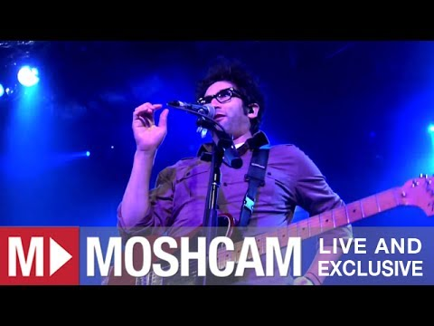 Motion City Soundtrack - My Favorite Accident | Live in Sydney | Moshcam