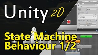 #9 Unity 2D - State Machine Behaviour Grundlagen - Audio synchronisieren - Unity3D Tutorial