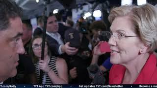 Elizabeth Warren at Houston Debate: We're Gonna Make BIG Structural Change