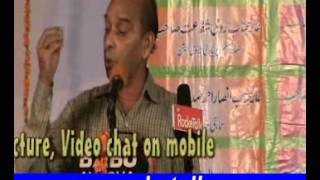 Khuch Funny Sher by Ejaz Popular Meeruthi All India Mushaira Amroha 6 June 2012
