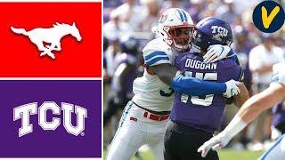 NCAAF Week 4 SMU vs #25 TCU College Football Full Game Highlights