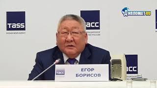 Глава Республики Саха (Якутия) Егор Борисов: Дни Якутии в Петербурге