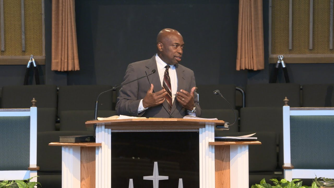 God is Watching (How We Live) by Pastor Bennie B. Ford (Pt. 2)