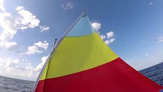Classic Sea Snark Sailing