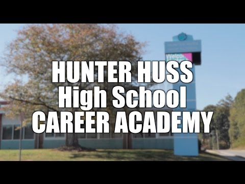 Career Academy at Hunter Huss High School
