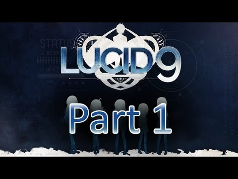 Lucid9 [Visual Novel] Gameplay - Part 1 (No Commentary)