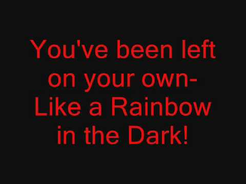Rainbow in the Dark-Dio Lyrics