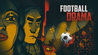Football Drama - Futebol Manager com RPG e Adventure!