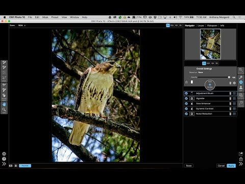 On1 Photo 10 - Episode 7: Using Effects in my Workflow