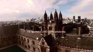 Luke Williams Accomplished.           University of Western Sydney Parody. thumbnail