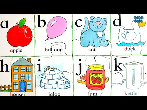 Learn AlphabetAlphabet SongsLearn ABCLearn A to ZEnglish Words ABC PartyLearn Letter