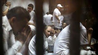 مصر: الاعدام في حق 11 متهماً في قضية ملعب بورسعيد
