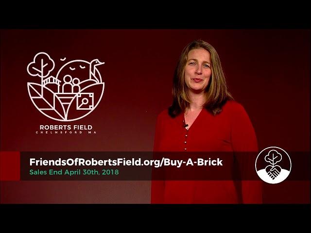 Buy a Brick for Friendship Park