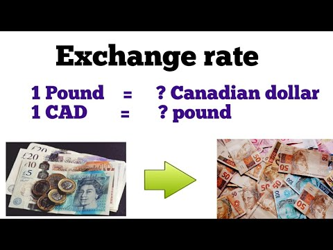 Pound To Cad L Gbp To Canadian Dollar Exchange Rate L Cad To Gbp L Cad To Pound | Pounds To Cad