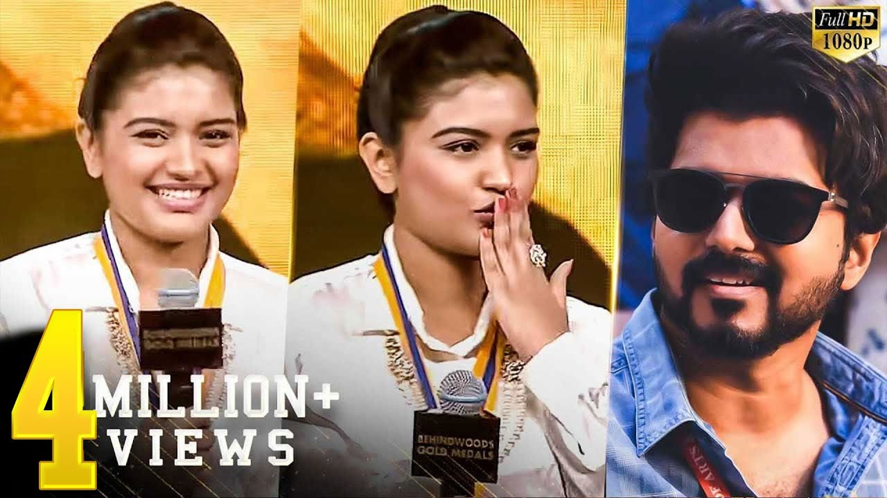 Download LIVE Proposal to Thalapathy - Fans Gone Crazy on Shabana's Surprising Reply! | BGM 2018