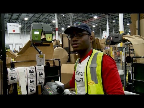 Carolina Impact Season 6 Episode 19 - Amazon Fulfillment Center in Kannapolis