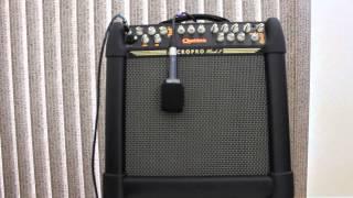 Quilter MicroPro Mach 2 Amplifier Demo