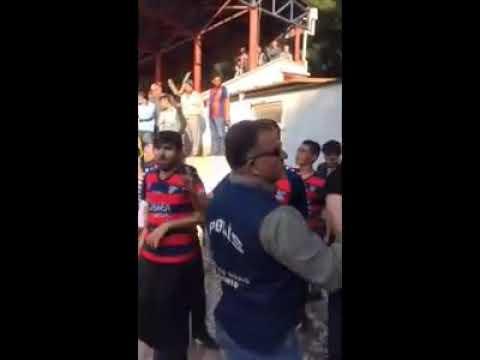 Ödemişspor - Sökespor maç sonu yaşanan Olaylar