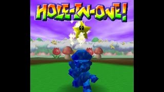 Mario Golf 64 - Mario's Star - Perfect Round (TAS)