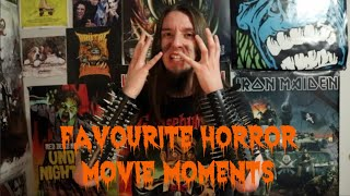 Favourite Horror Movie Moments