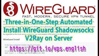 Wireguard ubuntu install