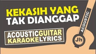 Pinkan Mambo - Kekasih Yang Tak Dianggap (Karaoke Acoustic) MP3