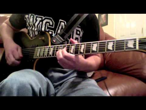 Caraphernelia - Pierce The Veil (Guitar Cover)