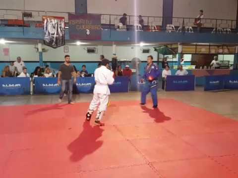 Franco Solich torneo de Sport JiuJitsu Quilmes Buenos Aires