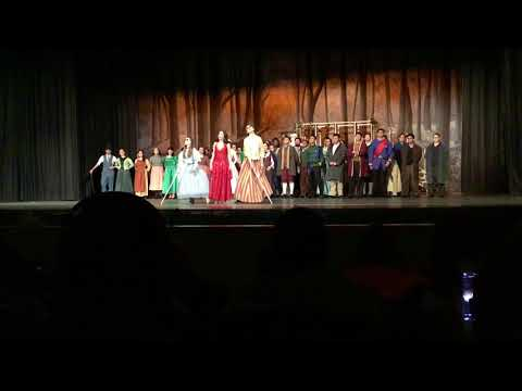 Into the Woods Act 1 Finale- Half Hollow Hills High School East