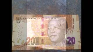 my currency collection south african rand