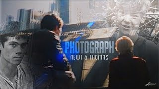 Newt & Thomas [Death Cure] - Photograph streaming