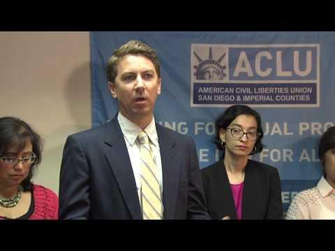 ACLU Presser