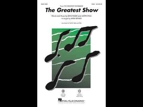 The Greatest Show (from The Greatest...