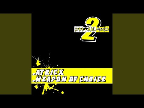 Weapon Of Choice (Original Mix) mp3
