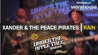 Xander & The Peace Pirates - 'Rain' Live at Warehouse | UNDER THE APPLE TREE